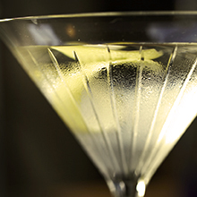 The Gibson London's Best Martini